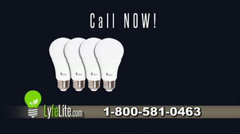 LyfeLite TV Spot, 'Keeps Your Lights On' - Thumbnail 7