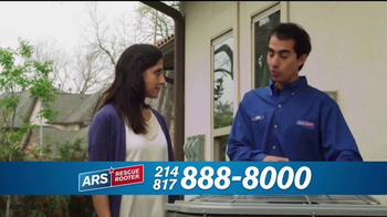 ARS Rescue Rooter TV Spot, 'A/C Tune Up' - Thumbnail 5
