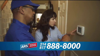 ARS Rescue Rooter TV Spot, 'A/C Tune Up' - Thumbnail 6