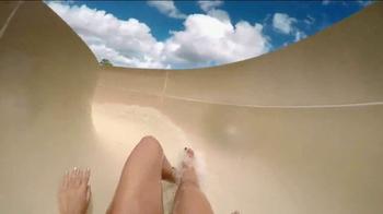 Tampax Pearl TV Spot, 'Water Slide' - Thumbnail 1