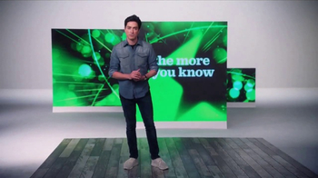 The More You Know TV Spot, 'Environment' Featuring Ben Feldman - Thumbnail 2
