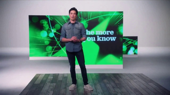 The More You Know TV Spot, 'Environment' Featuring Ben Feldman - Thumbnail 3
