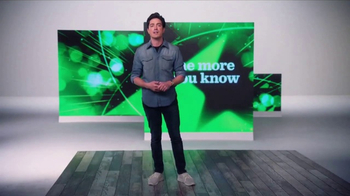 The More You Know TV Spot, 'Environment' Featuring Ben Feldman - Thumbnail 7