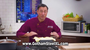 Gotham Steel XL TV Spot, 'More Cooking Space' - Thumbnail 5