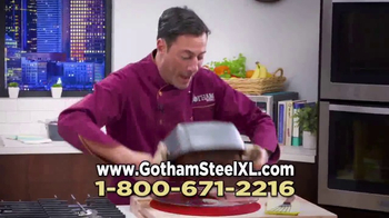 Gotham Steel XL TV Spot, 'More Cooking Space' - Thumbnail 6