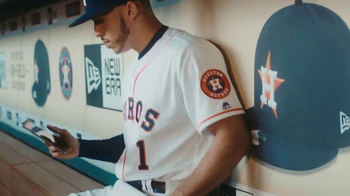 MLB.com At Bat App TV Spot, 'Fast Hands' Featuring Carlos Correa - Thumbnail 2