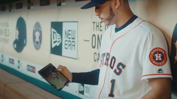 MLB.com At Bat App TV Spot, 'Fast Hands' Featuring Carlos Correa