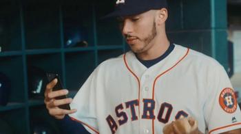 MLB.com At Bat App TV Spot, 'Fast Hands' Featuring Carlos Correa - Thumbnail 5