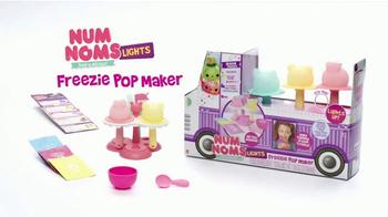 Num Noms Lights Freezie Pop Maker TV Spot, 'Treats You Can Eat' - Thumbnail 9