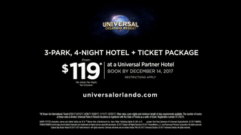 Universal Orlando Resort TV Spot, 'One Thing to Say: 4-Night Package $119' - Thumbnail 8