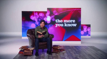 The More You Know TV Spot, 'Education: Learn to Read' Feat. Bryan Dattilo - Thumbnail 1