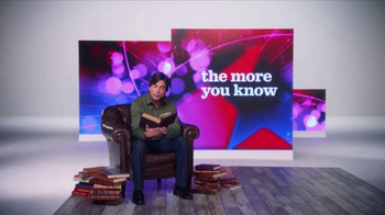 The More You Know TV Spot, 'Education: Learn to Read' Feat. Bryan Dattilo - 48 commercial airings