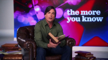 The More You Know TV Spot, 'Education: Learn to Read' Feat. Bryan Dattilo - Thumbnail 3