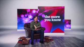 The More You Know TV Spot, 'Education: Learn to Read' Feat. Bryan Dattilo - Thumbnail 4