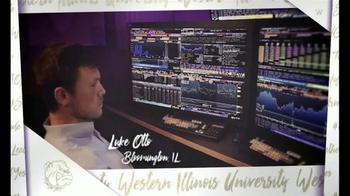 Western Illinois University TV Spot, 'I Am a Success Story: Luke Otto' - Thumbnail 2