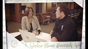 Western Illinois University TV Spot, 'I Am a Success Story: Luke Otto' - Thumbnail 3