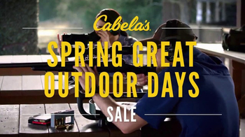 Cabela's Spring Great Outdoor Days Sale TV Spot, 'Home on the Range' - Thumbnail 7