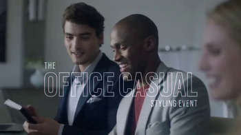 Men's Wearhouse Office Casual Styling Event TV Spot, 'Dress Code'