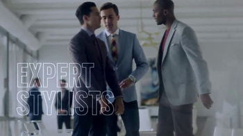 Men's Wearhouse Office Casual Styling Event TV Spot, 'Dress Code' - Thumbnail 4