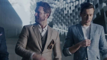 Men's Wearhouse Office Casual Styling Event TV Spot, 'Dress Code' - Thumbnail 6