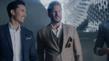 Men's Wearhouse Office Casual Styling Event TV Spot, 'Dress Code' - Thumbnail 7
