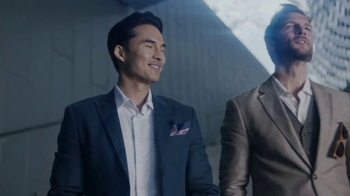 Men's Wearhouse Office Casual Styling Event TV Spot, 'Dress Code' - Thumbnail 8