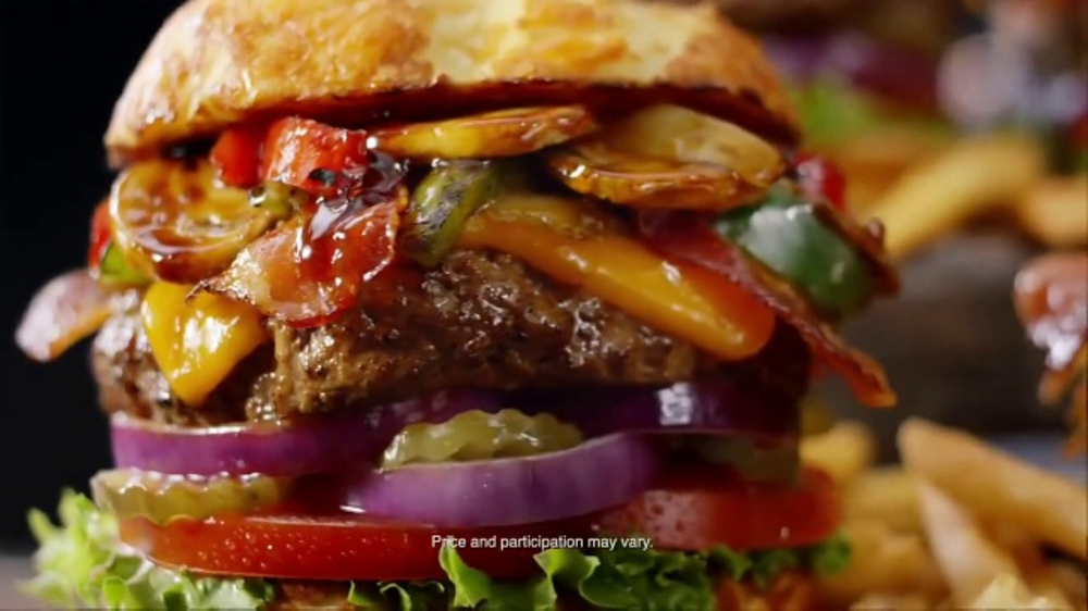 Denny's 100% Beef Burgers TV Commercial, 'Made to Order'