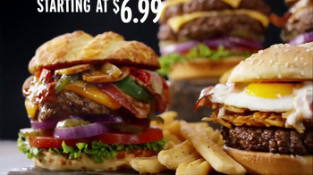 Denny's 100% Beef Burgers TV Spot, 'Made to Order' - Thumbnail 5