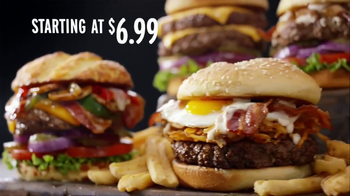 Denny's 100% Beef Burgers TV Spot, 'Made to Order' - Thumbnail 6
