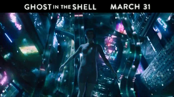 Ghost in the Shell - Alternate Trailer 22