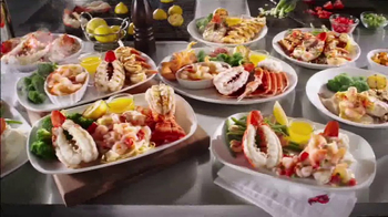 Red Lobster Lobsterfest TV Spot, 'Ion Television: Celebrate' - Thumbnail 7