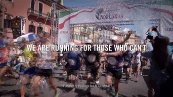 Wings for Life World Run TV Spot, 'Running for Those Who Can't' - Thumbnail 2