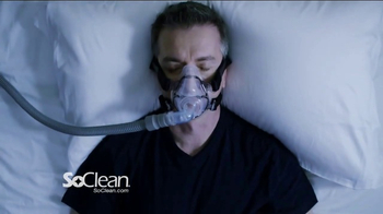 SoClean TV Spot, 'CPAP Cleaner and Sanitizer' - Thumbnail 1