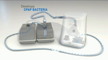 SoClean TV Spot, 'CPAP Cleaner and Sanitizer' - Thumbnail 7