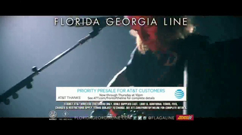 Florida Georgia Line TV Spot, 'The Smooth Tour' - Thumbnail 8