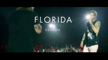Florida Georgia Line TV Spot, 'The Smooth Tour' - Thumbnail 2