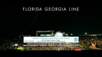 Florida Georgia Line TV Spot, 'The Smooth Tour' - Thumbnail 6