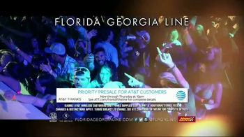 Florida Georgia Line TV Spot, 'The Smooth Tour' - 1 commercial airings