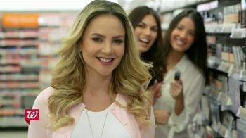 Walgreens TV Spot, 'Cosméticos de CoverGirl' [Spanish]
