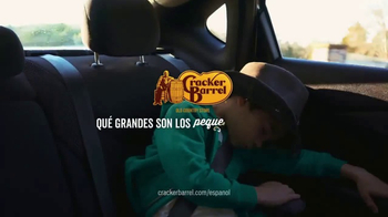 Cracker Barrel Old Country Store & Restaurant TV Spot, 'Sombrero' [Spanish] - Thumbnail 5