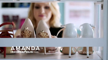 Shoedazzle.com BOGO TV Spot, 'Collections: Maria-Elissa' - Thumbnail 3