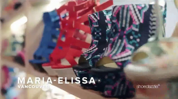 Shoedazzle.com BOGO TV Spot, 'Collections: Maria-Elissa' - Thumbnail 5