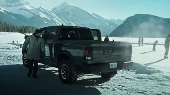 Ram Truck Month TV Spot, 'Long Live Ram: Ice Skating' Song by Anderson East [T2] - Thumbnail 5