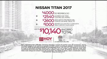 Nissan Evento Hoy con Nissan TV Spot, 'Mejor garantía' [Spanish] [T2] - Thumbnail 7
