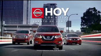 Nissan Evento Hoy con Nissan TV Spot, 'Mejor garantía' [Spanish] [T2] - Thumbnail 1