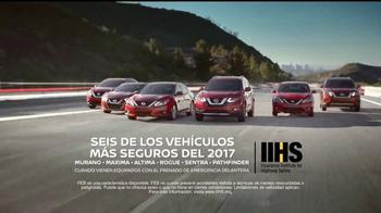 Nissan Evento Hoy con Nissan TV Spot, 'Mejor garantía' [Spanish] [T2] - Thumbnail 4