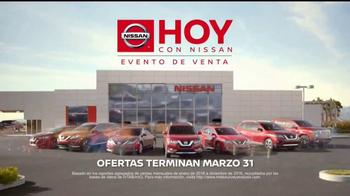 Nissan Evento Hoy con Nissan TV Spot, 'Mejor garantía' [Spanish] [T2] - Thumbnail 5