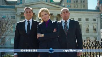 Napoli Shkolnik PLLC TV Spot, 'Superheroes' - Thumbnail 7