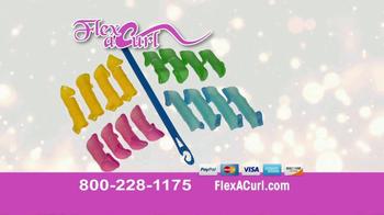 Flex a Curl TV Spot, 'No Heat Rollers' - Thumbnail 5
