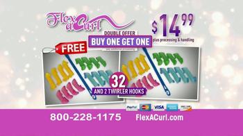 Flex a Curl TV Spot, 'No Heat Rollers' - Thumbnail 6